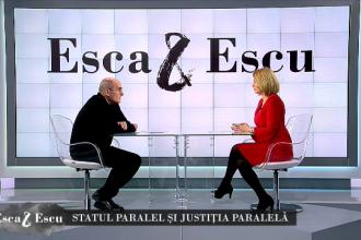 Esca și Escu. CTP: Dacă Ponta era președinte, nu mai aveam niciun stat paralel acum