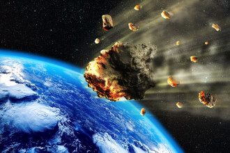 Un asteroid ''potenţial periculos'' cu un diametru de 5 kilometri se va apropia sâmbătă de Terra