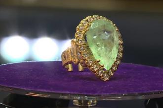 Importurile și vânzările la bijuterii, duble în această perioadă. Inelul de 44.000 de euro creat de un român