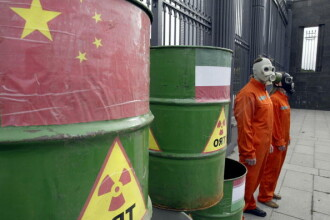 Orașul rusesc de unde a plecat norul radioactiv care a speriat Europa
