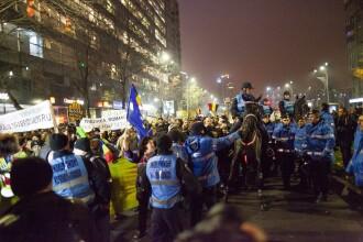 Protest cu 20.000 de oameni în București față de legile justiției. Manifestații în toate orașele mari din țară