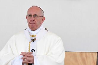 Papa Francisc a comparat avortul cu faptul de a apela la