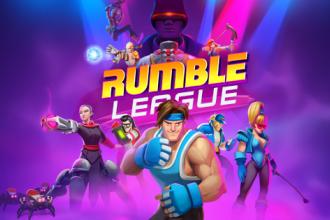 iLikeIT. Încă un joc făcut de români, care ar putea cuceri telefoanele și tabletele: Rumble League