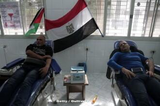 Un supraviețuitor al masacrului din Egipt a scăpat cu viață după ce s-a ascuns sub cadavre