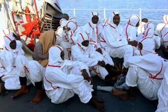 Sfârșit tragic pentru 31 de migranți, care au murit mâncați de rechini