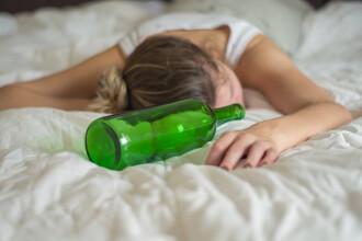 Elevă de 16 ani din Vaslui, în comă alcoolică. Al doilea caz într-o singură săptămână