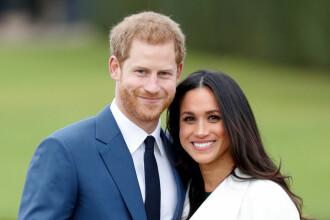 Prinţul Harry şi Meghan Markle vor petrece Crăciunul alături regina Elisabeta a II-a