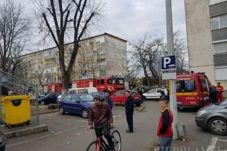 Un orădean a amenințat că își va incendia apartamentul, calmat de polițiști