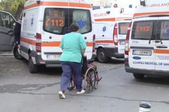 Amenda primită de spitalul din Craiova, după ce au apărut imagini cu gândaci în saloane
