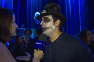 Cluburile din București, pline de tineri care au sărbătorit Halloween-ul. Cu ce costume au defilat