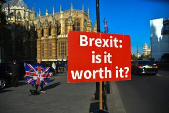 Ce spune guvernul de la Londra despre un al doilea referendum privind BREXIT