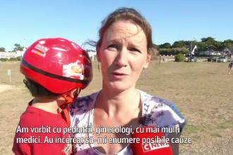 Autoritățile franceze caută răspunsuri în cazul copiilor născuți fără mâini sau degete