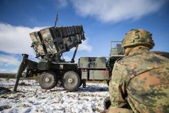 România cumpără încă trei sisteme de rachete sol-aer cu bătaie mare Patriot