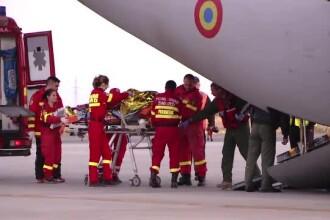 Tânărul ars din Neamț, care a fost transferat cu greu în Belgia și cu 2 bacterii, a murit