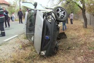 A scăpat cu viață după ce a adormit la volan și a provocat accident. Scuza șoferului