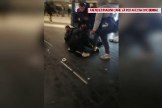 """Mărturia unuia dintre românii care au imobilizat un atacator în Londra: """"Am văzut un român plin de sânge"""""""