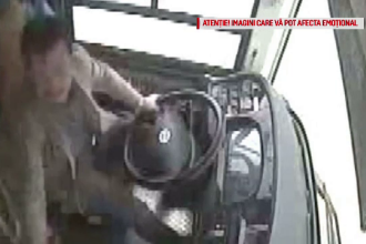 Un autobuz a căzut de la 50 de metri, 15 morți. Ipostaza în care au fost filmați șoferul și o pasageră