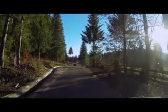 Un primar a modernizat 37 km de drum în Apuseni. Câţi turişti vin acum în satul său
