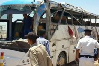 Autocar cu pelerini, atacat de jihadiştii ISIS. Cel puţin 7 creştini au murit