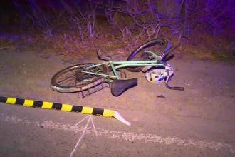 Biciclist găsit mort pe marginea drumului.
