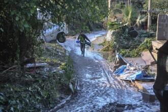 Avertizare hidrologică. Cod galben de inundaţii pentru râuri din 18 judeţe