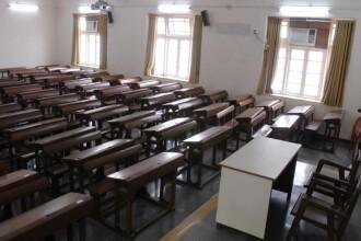 Lista unităților de învătământ din București care se închid din cauza epidemiei de gripă