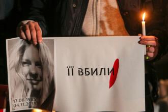 """O activistă anticorupție a murit, după un atac cu acid: """"Arăt mai bine decât justiția din Ucraina"""""""