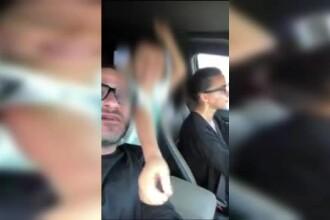 Şeful OPC Constanța, în atenţia poliţiei. Copilul său dansează în maşina aflată în mișcare