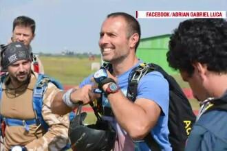 Presa italiană, despre românul mort în timp ce făcea Base Jump. Prietenii sunt șocați
