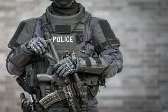 Poliţia franceză a dejucat un plan de atac la adresa preşedintelui Emmanuel Macron