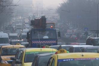 Aerul poluat omoară de 10 ori mai mulți români decât accidentele. Ce fac autoritățile