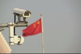 Poliţia chineză filmează toţi cetăţenii ca să identifice suspecţi