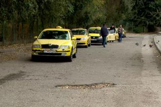 Mai mulți taximetriști, vizați de atacuri succesive ale unor necunoscuți