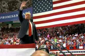 Politica externă a SUA, influențată mai mult de democrați. Cu ce se laudă Trump după alegeri