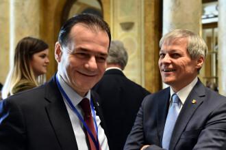 Dacian Cioloș le transmite liberalilor un mesaj de împăcare. Ce spune de o alianță