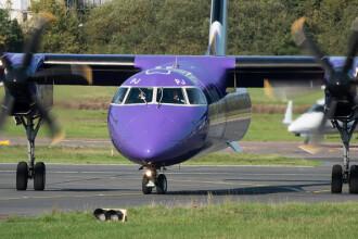 Un avion a coborât 152 de metri în 18 secunde după o eroare a pilotului