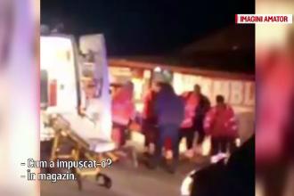 Bărbatul care şi-a împuşcat iubita, apoi s-a sinucis, avea o armă adusă ilegal din Spania