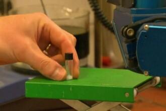 A fost inventată pudra care poate stoca informații în locul unui hard-disk