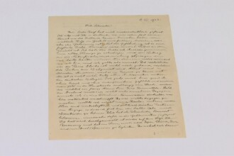 Albert Einstein a prezis viitorul sumbru al evreilor, încă din 1922. Scrisoarea în care își mărturisea temerile