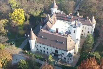 Castelul din România care a atras atenția producătorilor de la Hollywood. Turismul în zonă înflorește