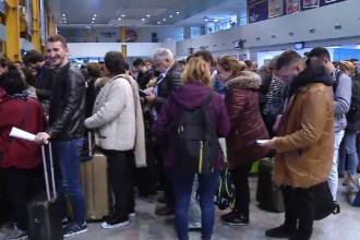 Tot mai mulţi pasageri se trezesc că se anulează zborul sau li se pierd bagajele. Care sunt cele mai afectate linii