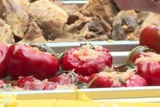 Festival unguresc în București: găluște zdrențuite din gulaș, langoși și kurtoș