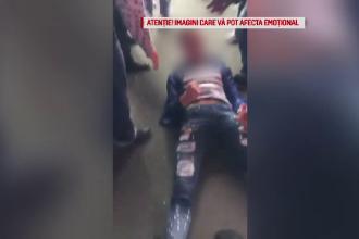 Starea celor doi pietoni loviţi intenţionat cu maşina de atacatorul de la mall-ul din Brăila