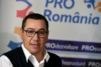 Ponta: Votăm moțiunea la vedere. Acest caraghioslâc trebuie să înceteze