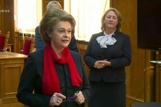 Șefa ÎCCJ: În UE, doar Austria are la nivelul Curţii Supreme completuri specializate pe corupţie