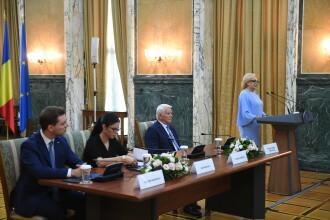 """Dăncilă, după demisia lui Negrescu: """"A făcut treabă bună până acum, s-a implicat"""""""