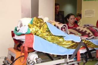 O femeie care a suferit arsuri grave într-o explozie din Mureş a murit într-un spital din Belgia