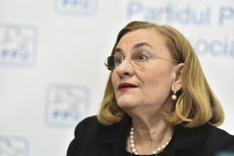 Maria Grapini anunță că va vota împotriva numirii lui Kovesi în funcția de procuror-șef european
