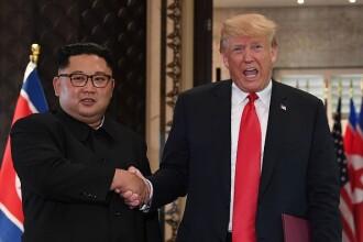 Trump a anunțat unde va avea loc al doilea summit cu liderul nord-coreean Kim Jong-un