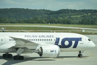 Pasagerii unui avion au făcut chetă pentru a putea decola avionul. Ce piesă lipsea aeronavei